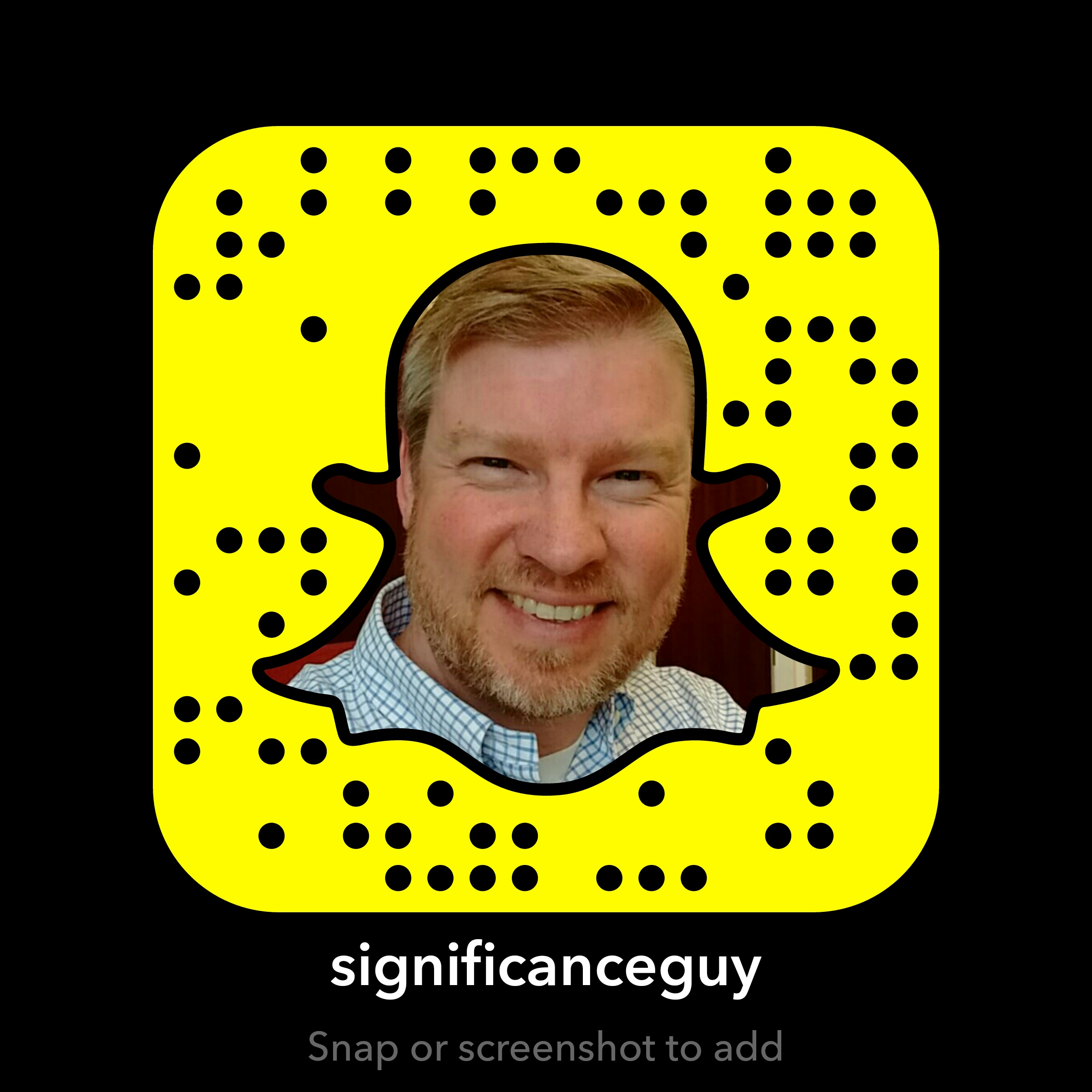 SnapChat significanceguy